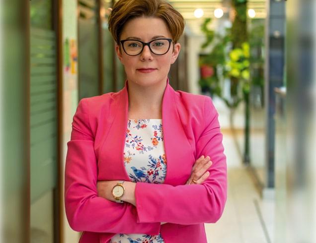 Katarzyna Balcer - Ekspert Finansowy